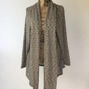 Coldwater Creek open knit cardigan